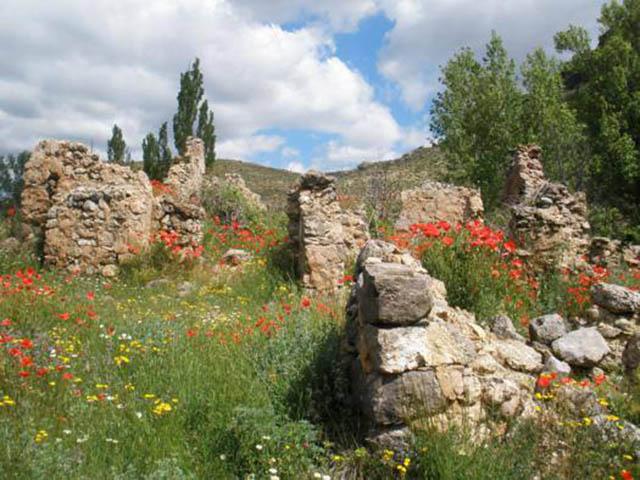 Restos arqueológicos de edificación