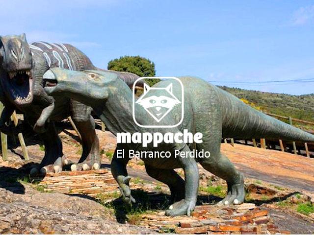 Dinosaurios de Barranco Perdido