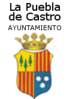 Logo Ayto Puebla Castro