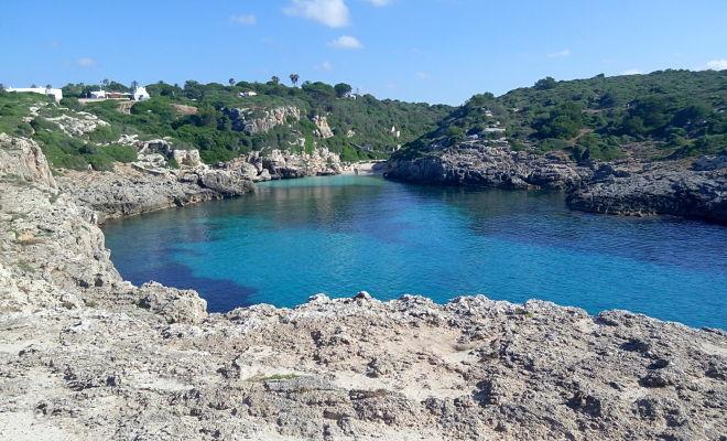 Menorca lago azul