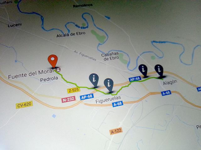 Mappache rutas