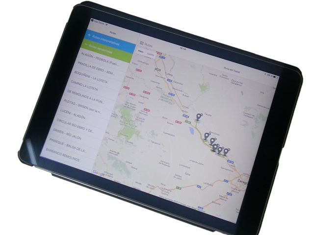 Mappache tablet