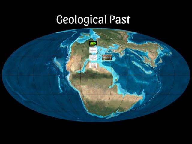 imagenes de la presentación de la conferencia sobre cambio climático