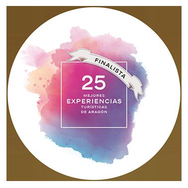 finalista mejores experiencias turisticas de Aragón