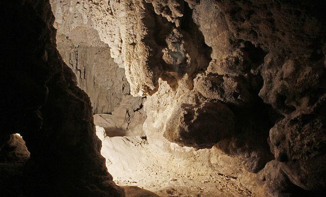 Ibdes y su gruta