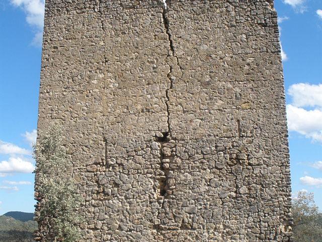 Torre vigía en Reillo, cuenca