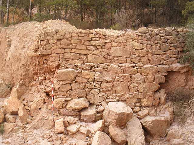 Bancal arqueológico, Valencia