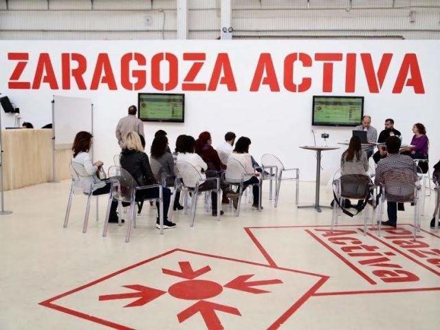Reunión Zaragoza Activa
