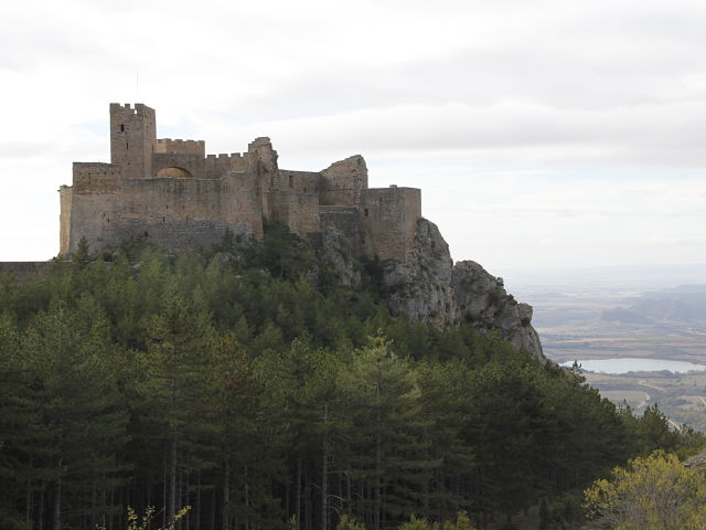 Castillo Loarre (Huesca)