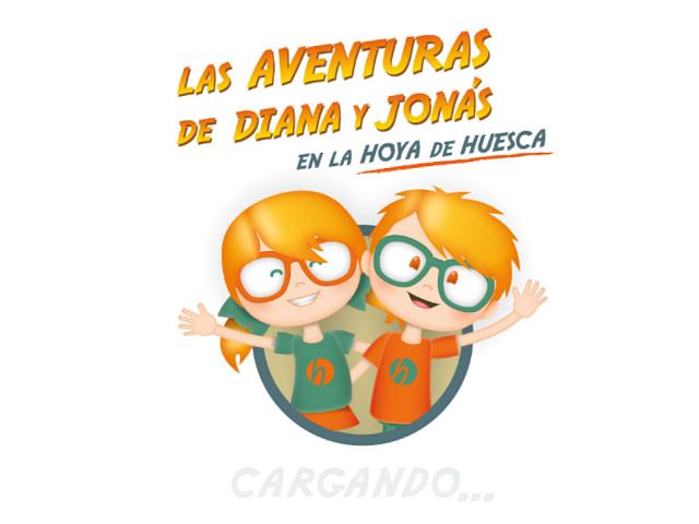 App Diana y Jonás