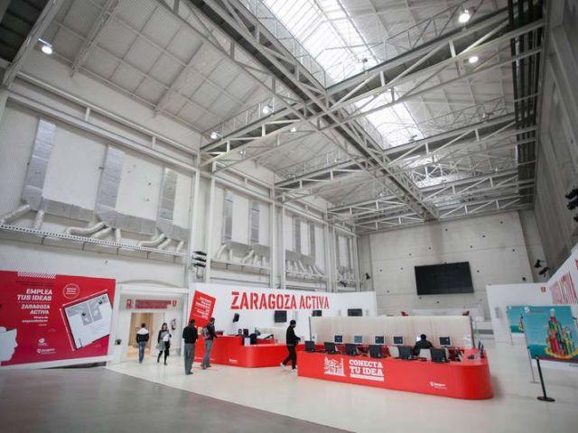 Stands Zaragoza Activa