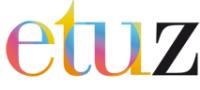 Logo ETUZ